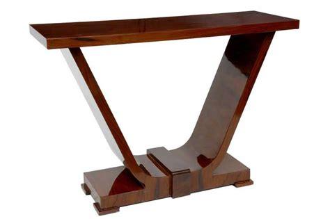 Deco Console Table by Deco Console Table Tables Modernist Interiors Furniture