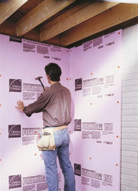owens corning basement insulation the 25 best ideas about xps insulation on