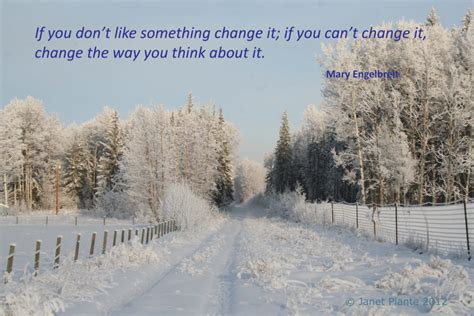 winter quotes inspirational quote