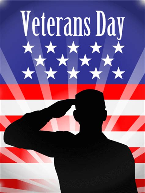 happy veterans day to army soldiergreeting card template happy veterans day 2016 greeting cards ecards cliparts