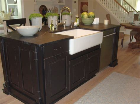 substantial wood kitchen island with apron sink single lovely espresso kitchen cabinets for modern kitchen design