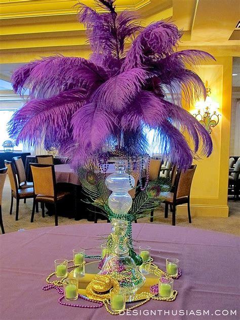 mardi gras table decorations decorating with mardi gras centerpieces mardi gras