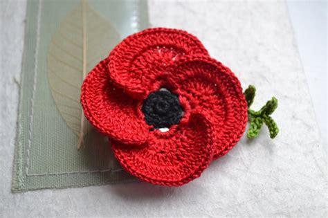 pattern to crochet a poppy poppy flower crochet pattern crochet flowers crochet