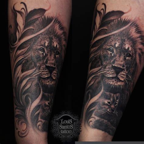 tattoo tattoo louis santos artist familia custom