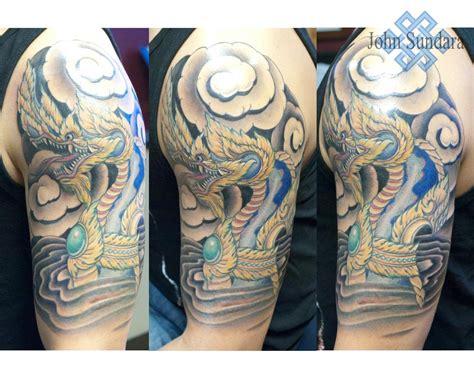 tattoo naga naga by john sundara tattoonow