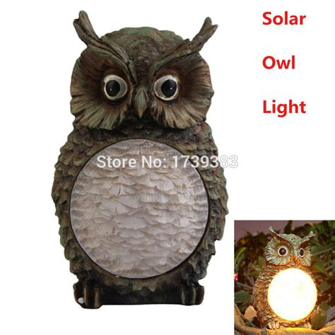 Owl Light by Buy Wholesale Solar Garden Statue From China Solar