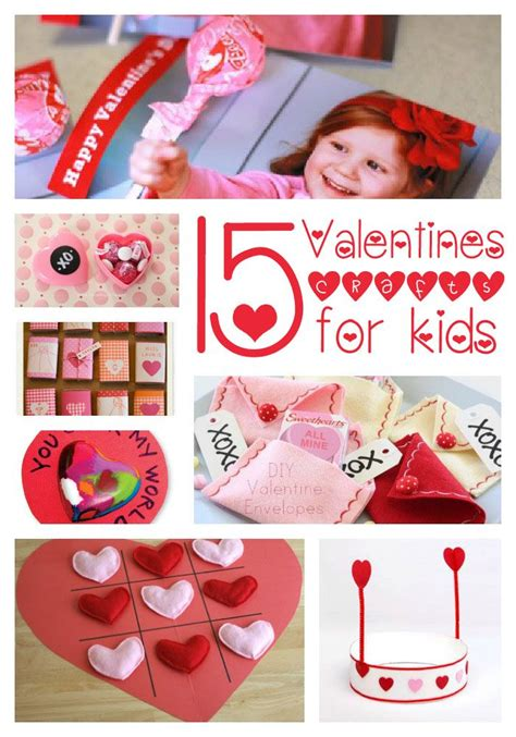 valentines crafts 15 valentines crafts for on iheartnaptime net so