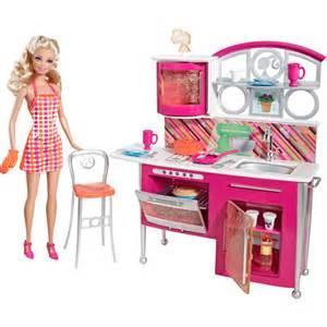 Barbie Kitchen Furniture by Walmart