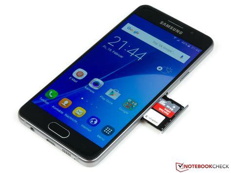 themes samsung a3 2016 courte critique du smartphone samsung galaxy a3 2016