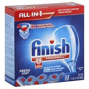 Finish Dishwasher Liquid 55 Cents 1 Finish Dishwasher Detergent