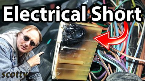 find  electrical short   car fast youtube