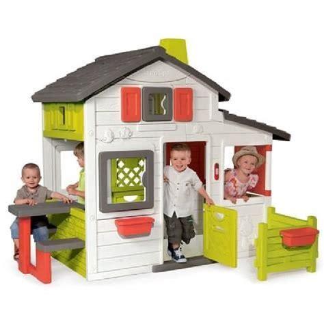 maison de jardin smoby smoby maison enfant friends house achat vente maisonnette ext 233 rieure cdiscount