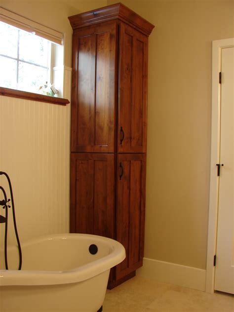 corner bathroom linen cabinet foundation dezin decor