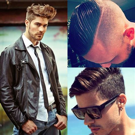 shaving style 2014 men s shaved hairstyles 40 ideas inspirations