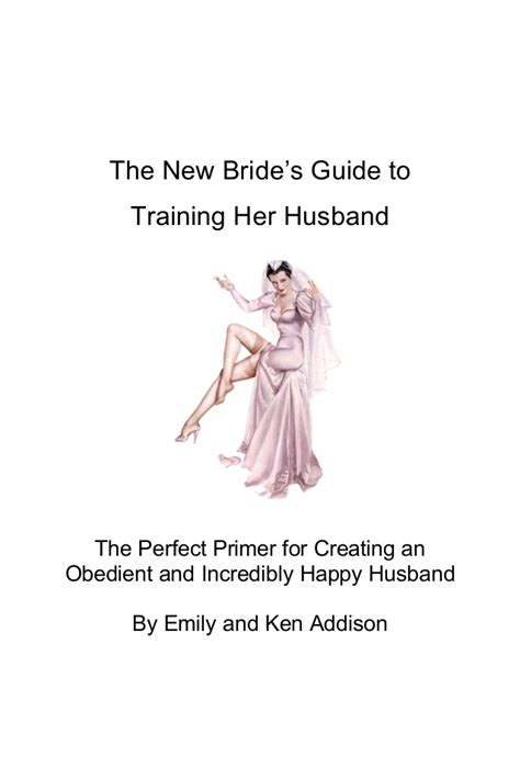 the husband s guide to books the new brides guide to husband