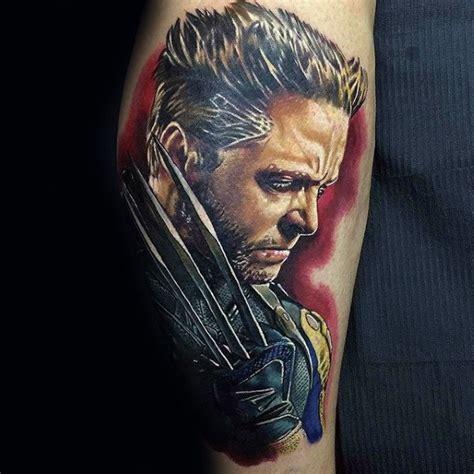 3d tattoo wolverine 90 wolverine tattoo designs for men x men ink ideas