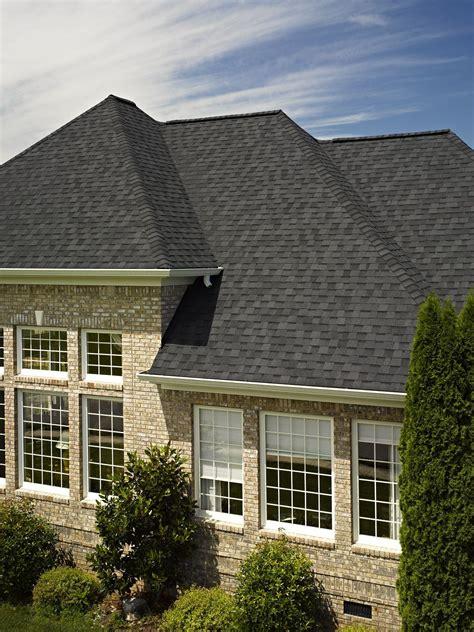 certainteed roofing colors certainteed landmark roofing in moire black house