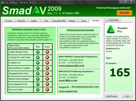 Antivirus Resmi smadav antivirus situs resmi official smadav wisata dan info sumbar