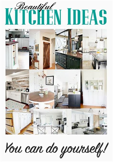 do it yourself kitchen ideas do it yourself kitchen ideas 28 images decorations do