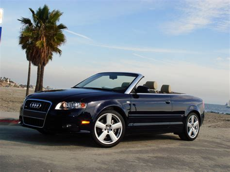 Audi Cabriolet Parts by Audi A4 Cabriolet Technical Details History Photos On