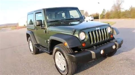 Jeep Wrangler On 24s 2008 Jeep Wrangler X 4x4 For Sale 24s Package
