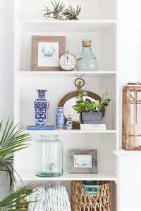 Home Decor For Shelves 17 Best Ideas About Bookshelf Styling On Pinterest