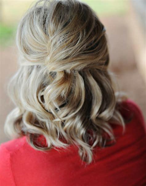 Hochsteckfrisuren Halboffen Mittellang by Frisuren F 252 R Mittellanges Haar 31 Styling Ideen