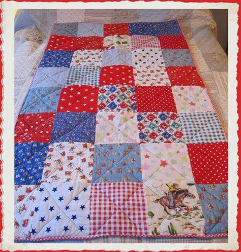 Cath Kidston Patchwork Quilt - cath kidston patchwork cowboy quilt quilts cowboys