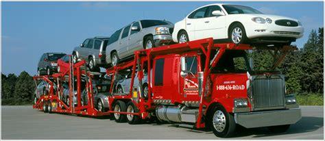 transportation road warriors auto transporter