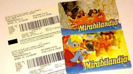 biglietto ingresso mirabilandia centinaia biglietti falsi per mirabilandia tre denunciati