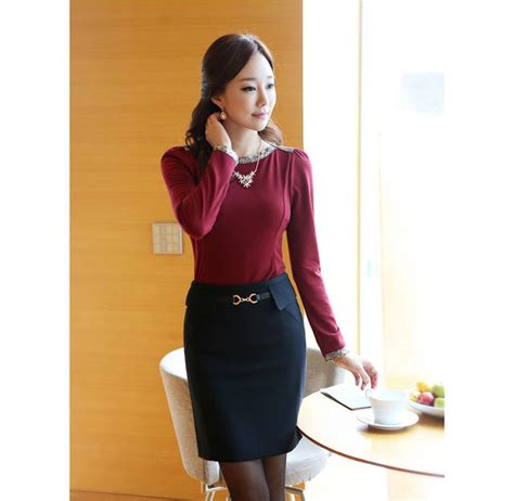 Baju Import Wanita baju wanita korea import simpel model terbaru jual murah import kerja