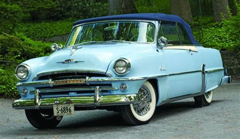 a step above a step above 1954 plymouth belvedere the hy style