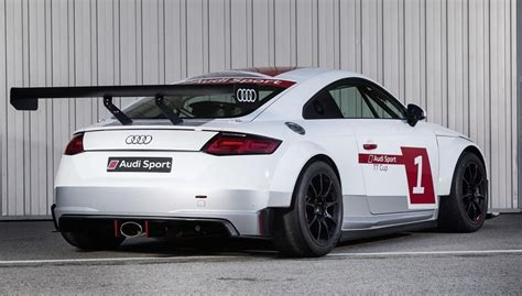 who makes the audi car audi tt sport cup 2015 the tt goes racing by car magazine