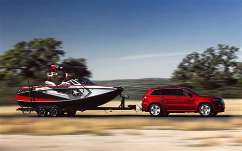 jeep boat jeep grand cherokee towing boats accessories tow vehicles