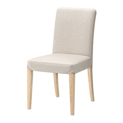 ikea slipcover chair ikea henriksdal chair slipcover cover 21 quot 54cm linneryd