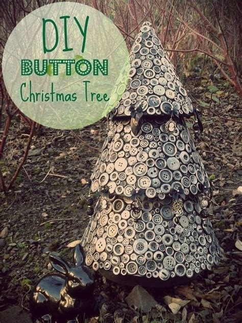 button christmas tree 183 how to make a christmas tree 183 art