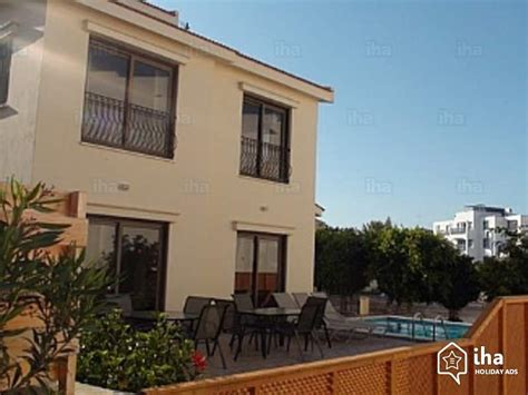protaras appartments district of famagusta rentals in a house for your holidays