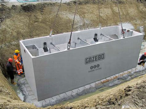 vasca imhoff cemento fosse imhoff gazebo