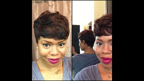 28 piece quick weave short hairstyle 2015 hairstyle