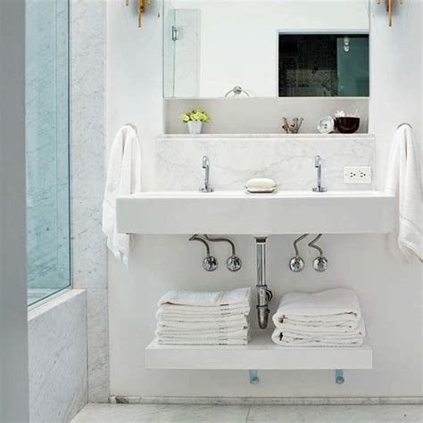 Small Bathroom Towel Storage Towels Storage 24 Ideas To Spruce Up Your Bathroom