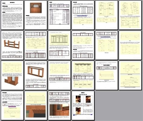 woodwork free home bar blueprints pdf plans