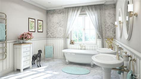 cottage style banovo - Cottage Badezimmer Designs