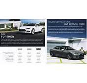 2013 Tesla Model S Brochure