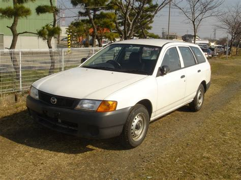mazda dx mazda familia dx 2001 used for sale