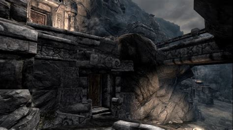 Markarth House by The Of Architecture Skyrim Architecture Markarth