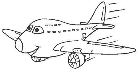free coloring pages of a is for airplane 5800