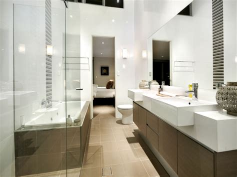 marble in a bathroom design from an australian home classic bathroom design with corner bath using marble