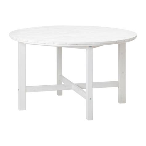 white ikea table 196 ngs 214 table outdoor white stained ikea