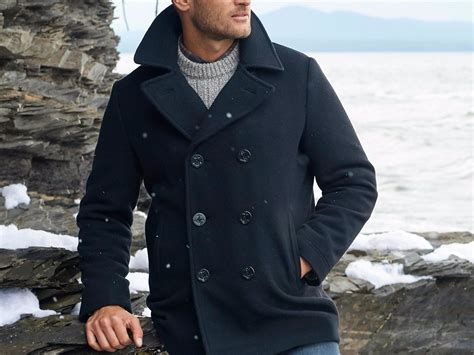 7 Best Pea Coats For Fall by These Are 12 Of The Best Peacoats Guys Can Wear This Fall