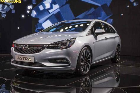 2019 opel astra 2018 2019 opel astra sports tourer the versatile new
